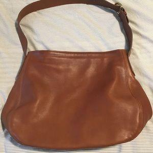 Authentic leather Vintage coach purse